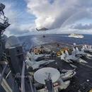 美通過新法案鼓動美軍參加臺灣軍演 並派艦船赴臺灣