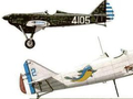 中国抗战时来华法国飞行队 飞行员和飞机都不靠谱