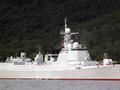 052D舰火力不及美日宙斯盾舰 但相控阵雷达有优势