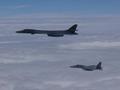 美轰炸机闯我防空识别区 发射导弹进中国只需20分钟