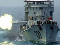 中国海军中的苏德血统战列艇 三轮齐射干掉敌护卫舰