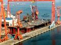中国航母发展曾落后日本 001A下水后赶超百年宿敌