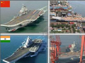 中国新航母呼之欲出就差一声令下 这次印度坐不住了