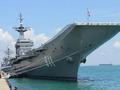 东盟小国也有大海军梦想 航母仅比中华神盾舰大一点
