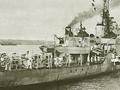 英军舰挑衅解放军引冲突 侥幸逃回国拍电影却被炸毁