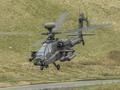 美军阿帕奇直升机试射激光武器 摧毁1.4公里外目标