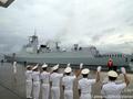 俄媒称中俄波罗的海军演后 中国核潜艇将进北大西洋