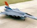 将F16机翼改成歼10外形会怎样 美军还真这样改过