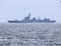 韩媒称中国军舰抵波罗的海军演 10年前想都不敢想