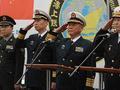 中国海军抵俄将与俄军在波罗的海军演(图)