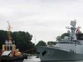 """中俄""""海上联合-2017""""演习正式开始:演兵波罗的海"""