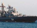 俄三艘军舰停靠菲律宾 带来5千支步枪百万弹药