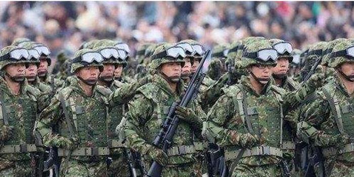 日本自卫队再现丑闻 队员因偷同事钱包被免职
