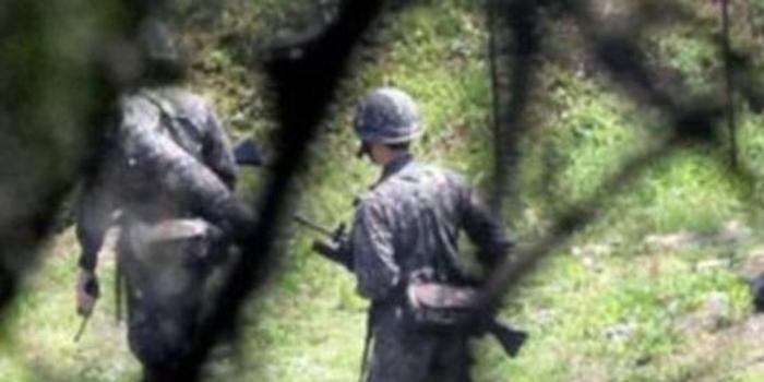 韩坡州工兵训练场爆炸致1死1伤 爆炸原因正在调查