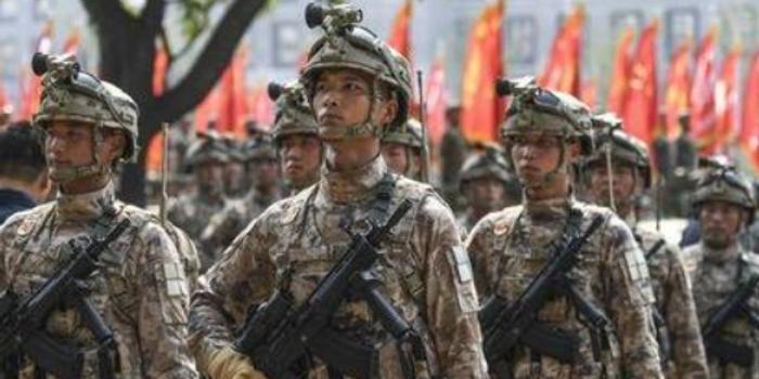 國防部:新迷彩服將陸續配發部隊 有4點優化
