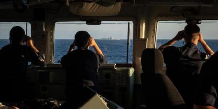 中国神盾舰穿越英吉利海峡后 疑似赴俄为俄海军庆生