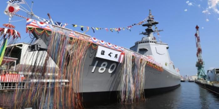 日本新神盾舰不如055大驱?这三个领域中国还需追赶