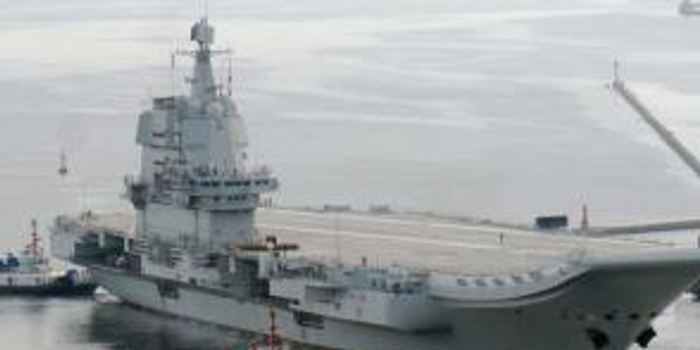大陆航母刚刚离开尚未返回母港 台军就搞反空袭演练