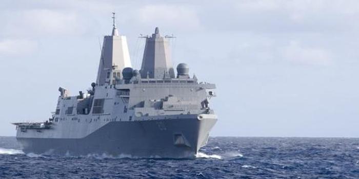 美舰今年第7次驶过台湾海峡 台媒称或为访港被拒美舰