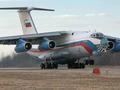 俄伊尔76客串轰炸机练投弹?低空太危险俄军舍不得