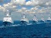 我军将在台海军演令台独震动 吕秀莲:战争脚步逼近了