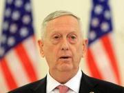 美防长马蒂斯对空军毕业生致辞 称要做好战争准备