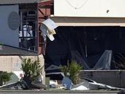 美国空军基地遭飓风袭击 多架F22转移不及疑受损(图)