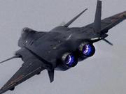 为什么F22尾焰是橘红色歼20却是蓝色?与发动机有关