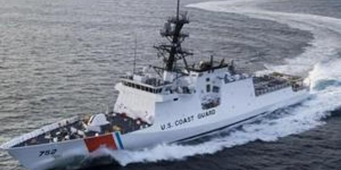美首派海警船穿越台湾海峡有何蹊跷?表明是世界警察