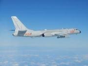 东部战区:海空舰机绕台岛巡航是正常安排的必要演练