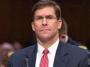 蓬佩奥同班同学任美国新代理防长 对中国是坏消息?