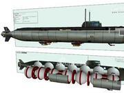 发生悲剧的俄深潜器非同寻常 潜深是一般潜艇10倍
