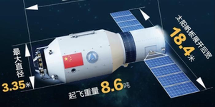 國防部:中國載人航天完成空間實驗室階段全部任務