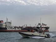 油轮遭伊朗扣押 英国将推动欧洲恢复对伊制裁?