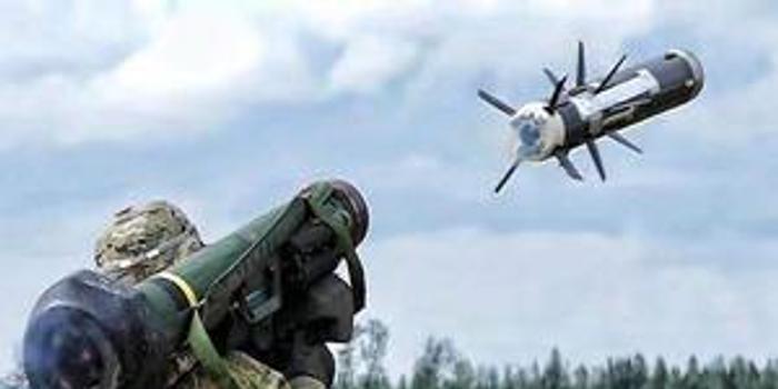 """乌克兰计划购买美制""""标枪""""导弹 拒绝透露数量"""