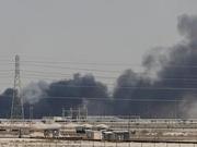 川普称知道袭击沙特油田幕后主使 已做好应对准备