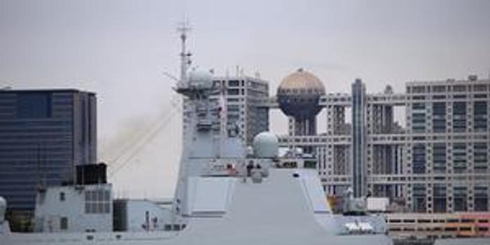 中國神盾艦結束訪日 返航途中與日艦開展聯合訓練