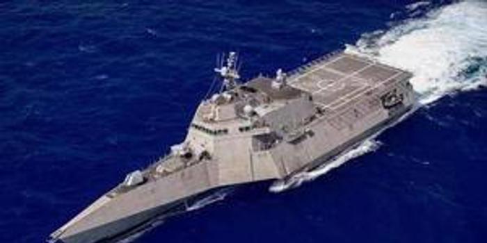 环球时报社评:美军舰闯我岛礁,搅局南海贼心不死