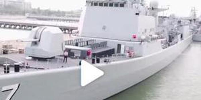 我神州第一舰完美魔改:垂发新型反舰弹1130炮全都有