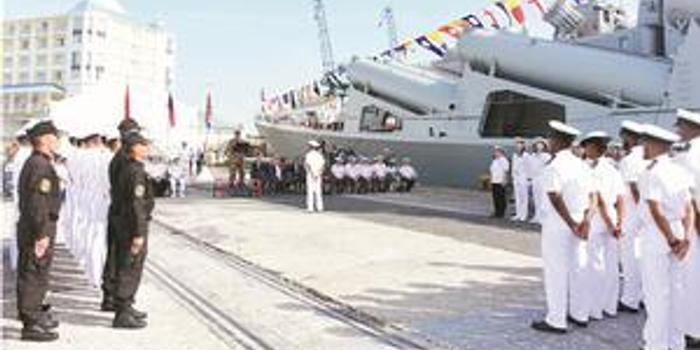 中俄南非三国首次海上联演 规模不大但意义重大