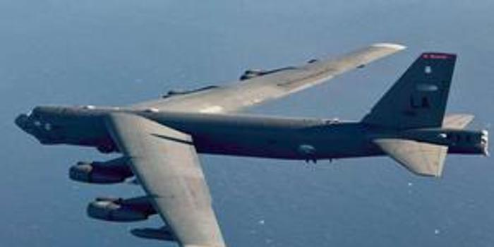 美轰炸机进入台北飞航情报区 若犯领空解放军必反制
