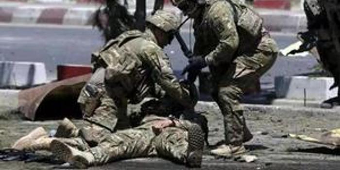 阿富汗东部发生枪战 2名美军士兵死亡