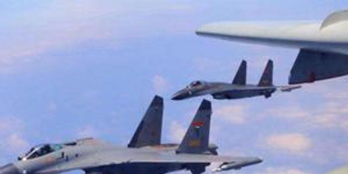 先否认后又承认 台军:F16被解放军歼11火控雷达锁定