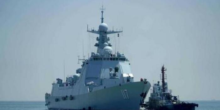 中俄伊海軍在阿曼灣軍演 美軍將暗中觀察