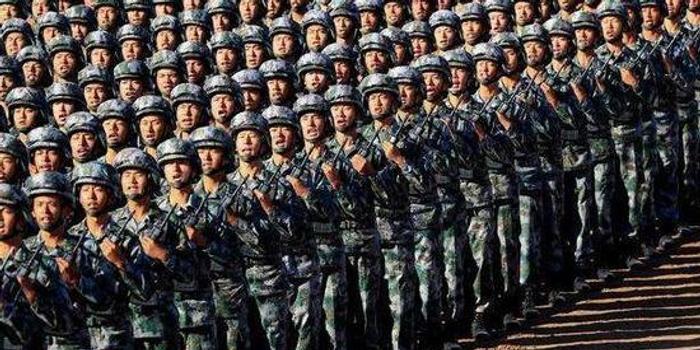 国防白皮书公开中国陆军13个集团军隶属情况