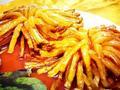 素食推荐:菊花茄子