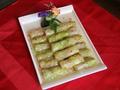 素食推荐:红萝卜豆腐菜卷