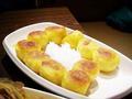素食推荐:油煎粘豆包