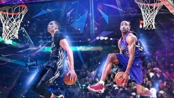 盘点NBA历史十大扣将