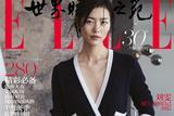 刘雯ELLE封面:步履不停自在随心